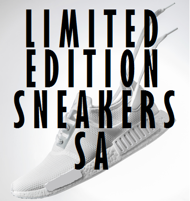 Shopbook Co Za Limited Edition Sneakers Sa Stores
